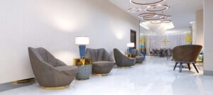 Interior Designer; commercial interior design
